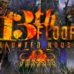 #5: 13th Floor Haunted House