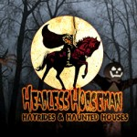 #10: Headless Horseman Haunted House