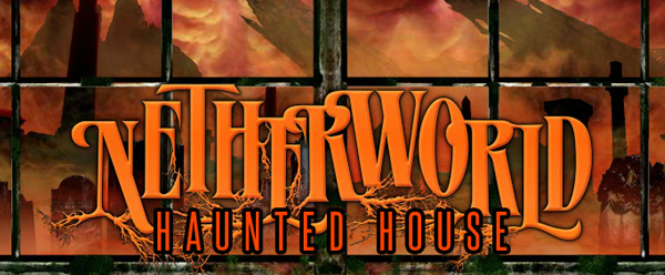 #8: Netherworld Haunted House