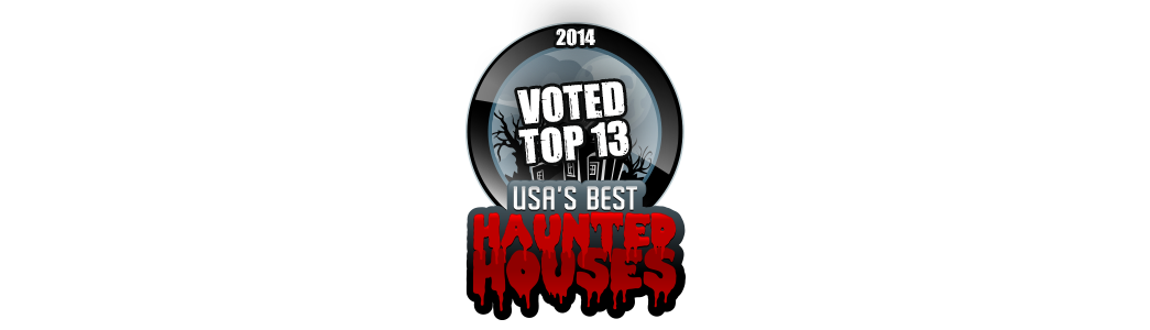 America's Best Haunted Houses | USA's 13 Scariest Haunted Houses