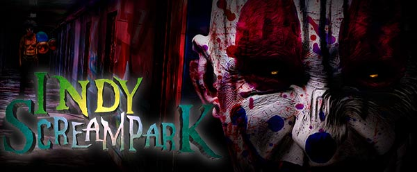 #2: Indy Scream Park Haunted House