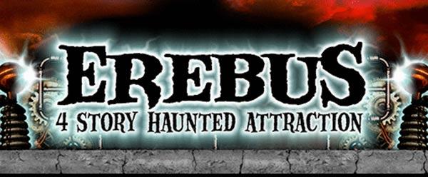 #8: Erebus: 4 Story Haunted House