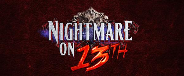 #13: Nightmare on 13th