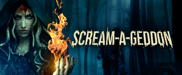 #3: SCREAM-A-GEDDON Horror Park