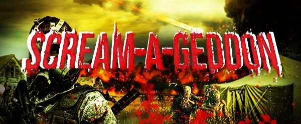 #5: SCREAM-A-GEDDON Horror Park