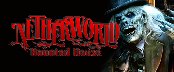 #2: Netherworld Haunted House